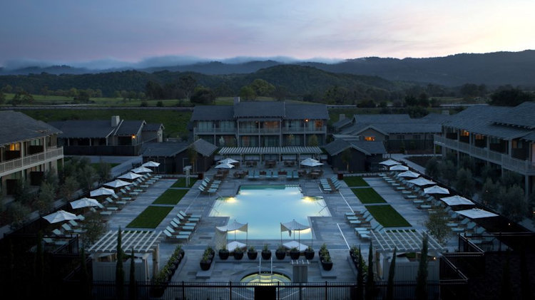 Rosewood Sand Hill Receives 5-Star Rating
