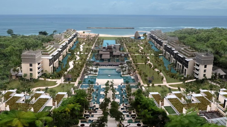 A Visit to The Apurva Kempinski Bali