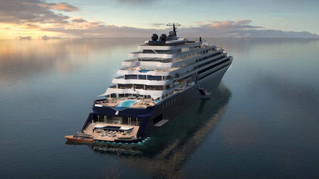 The Ritz-Carlton Yacht Collection to produce a commemorative publication