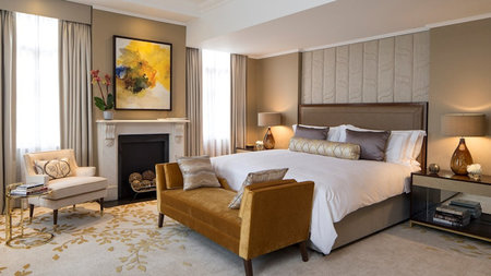 JW Marriott Grosvenor House London Unveils Enchanting Transformation