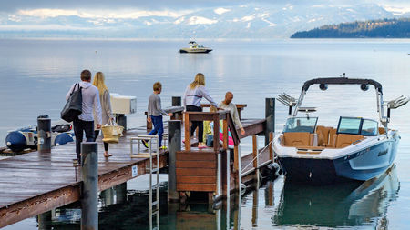 The Ritz-Carlton, Lake Tahoe Offers MasterCraft Luxury High-Performance Boat Experiences