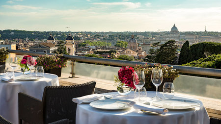 Sofitel Rome Villa Borghese Re-Opens After Complete Redesign