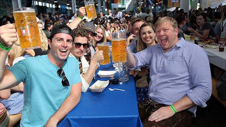 Fly Private to the Best Oktoberfest Celebrations