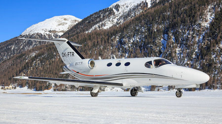 Top 5 Winter Resorts to Visit by Private Jet in Europe