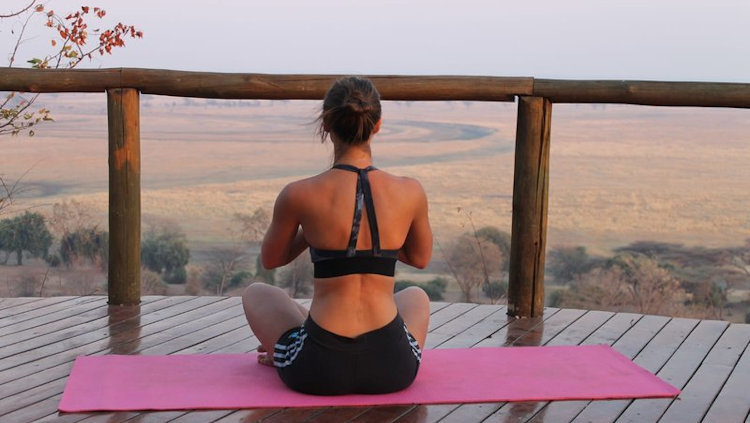 Learn Yoga and Spot Lions in Botswana on the Ultimate Digital Detox