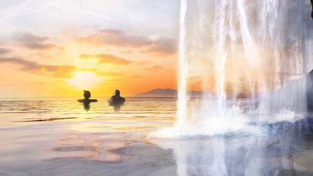 Sky Lagoon, New Oceanfront Geothermal Lagoon to Open in Iceland