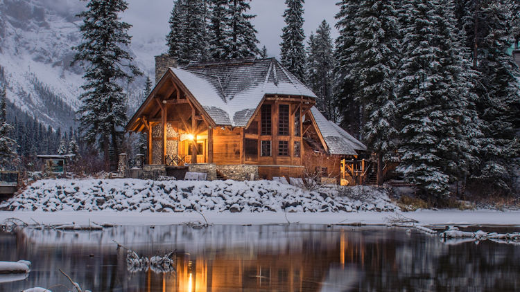 America's Favorite Cabin Vacations