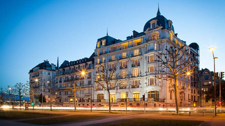 Introducing The Woodward, Geneva - Oetker Collection's 10th Masterpiece Hotel, Opening Spring 2021