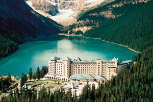ABC's The Bachelorette Travels to Banff Lake Louise for Ideal Romantic Getaway