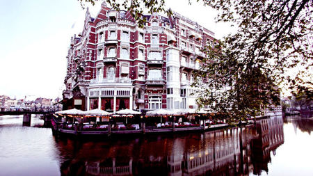 Hotel De L'Europe Amsterdam Perfect for Power Meetings