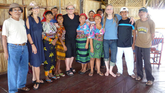 U2's Bono Spends His Latest Vacation in Panama