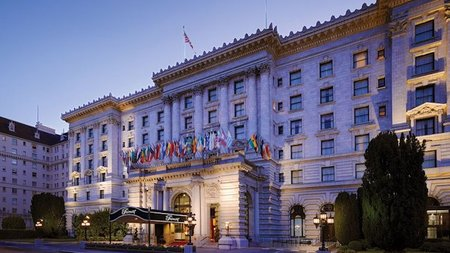 The Fairmont San Francisco Unveils Tony Bennett Suite