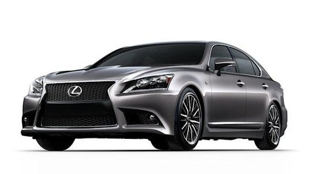 2013 Lexus LS 460 Luxury Sedans Unveiled at World Premiere Event