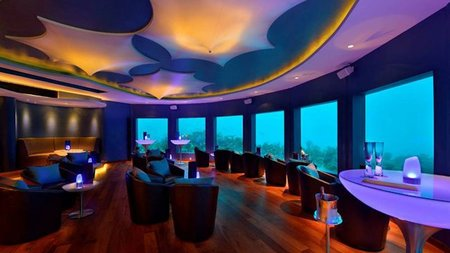 Subsix, World's First Underwater Music Club Opens at NIYAMA Maldives