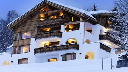 Abercrombie & Kent Villas Offers Early Ski Season Deals