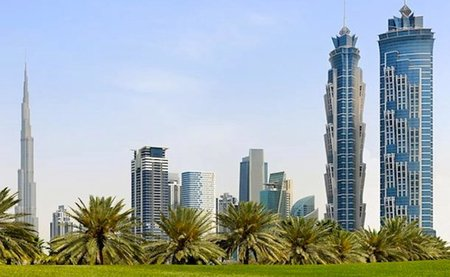 JW Marriott Marquis Dubai Opens as World's Tallest Hotel