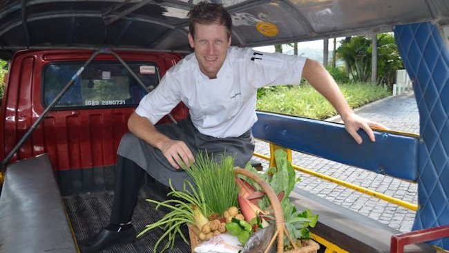 InterContinental Samui Introduces Tuk Tuk Tour of Thai Organic Markets