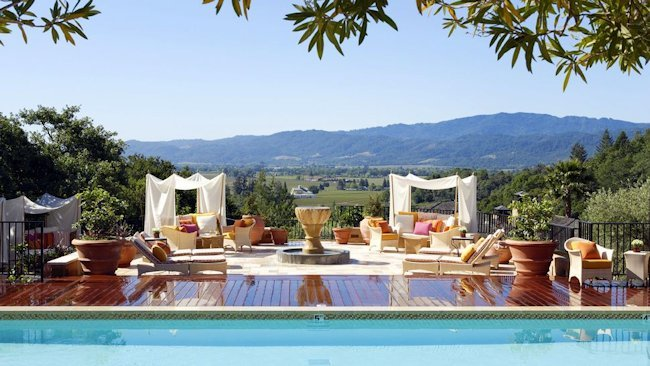 Auberge du Soleil Announces New Rooms - Maison Saint-Tropez
