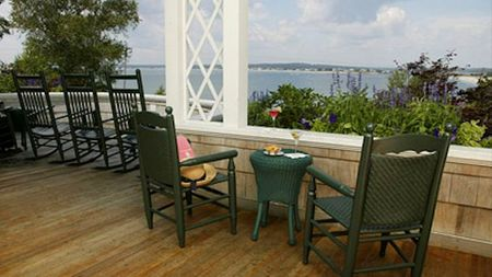 Maine's Black Point Inn Offers Romantic Hideaway Package