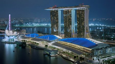 Singapore Only Asian Destination Named in Top 10 Convention Cities This Year