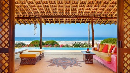 Mexico's Las Alamandas Offers Christmas in Paradise