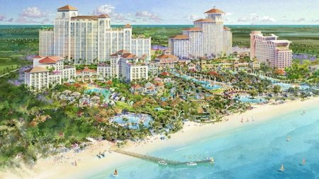 The Residences at Baha Mar Offer Private Residences in the Bahamas