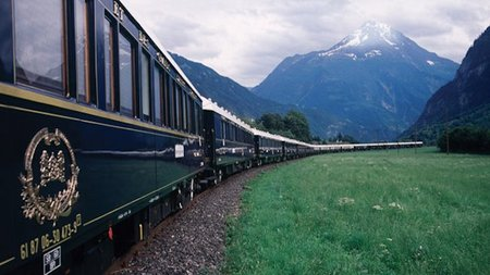 Romantic Christmas Journeys with Orient-Express