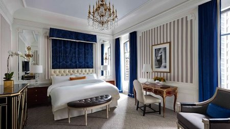The St. Regis New York Debuts a New Era of Glamour