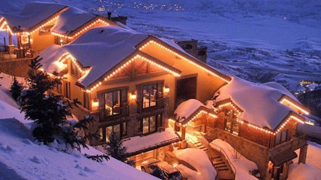 Casa Nova Deer Valley Named Best Ski Chalet in the USA