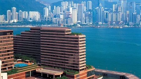 InterContinental Hong Kong Awarded Four Michelin Stars