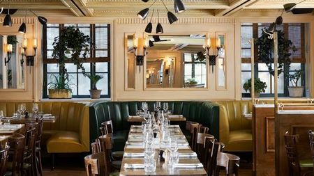 New Restaurant, Margaux, Opens Today Inside The Marlton Hotel