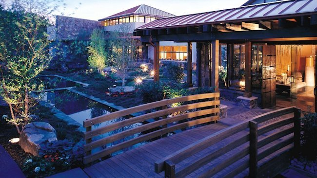 Nemacolin Woodlands Resort Opens New Holistic Healing Center