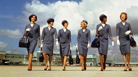 VIDEO: Flying With The Jet Set Back When Travel was Glamorous