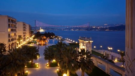 Ciragan Palace Kempinski Istanbul Offers 20% Off Summer Rates