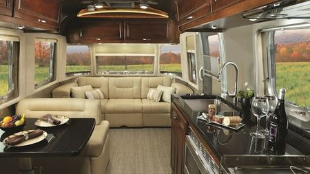 Passionate Airstream Customers Inspire All-new 2015 Classic Travel Trailer