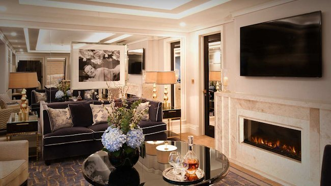 London's The Wellesley Offers Penthouse Experience for Christmas