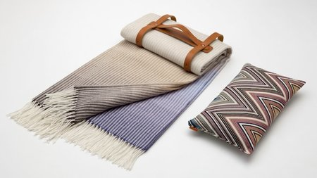 New Luxury Travel Sets from MissoniHome