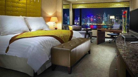 Romantic Valentine's Indulgences at InterContinental Hong Kong