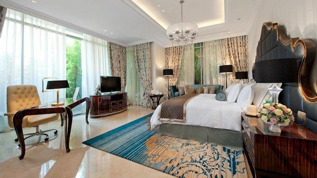 Raffles Jakarta bu - Mengintip Hotel Mewah Tempat Menginap Rombongan Raja Arab di Jakarta, Berapa Tarifnya?