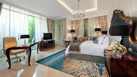 Raffles Jakarta Opens in the Heart of the City's Golden Triangle