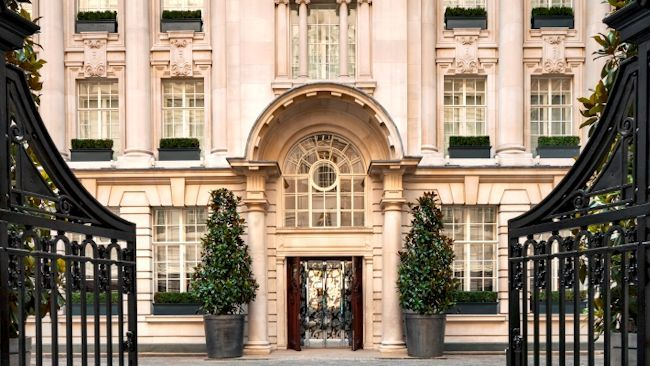 A Weekend at Rosewood London