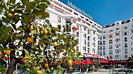 Hotel Majestic Barriere Hosts Events for Cannes Film Festival