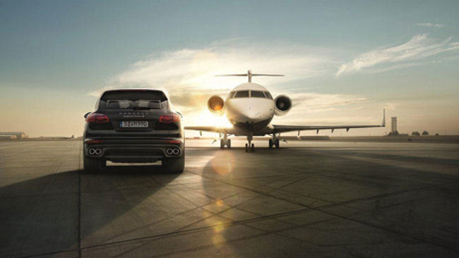 Lufthansa First Class Now Offers Exclusive Porsche Driving Experience