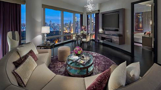 Mandarin Oriental, New York Debuts Newly Designed Suites