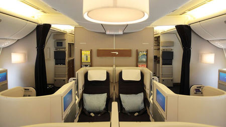 British Airways Introduces First Class to San Diego - London Route