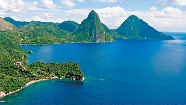 Get Away to Saint Lucia During Health & Wellness Month in November