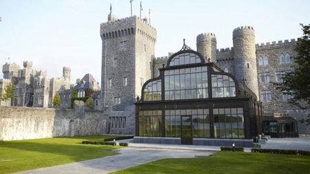 Beautifully Restored Ashford Castle Unveils Luxurious New Spa