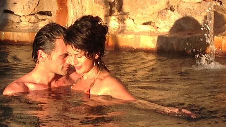 Ojo Caliente Mineral Springs' Sweet Month of Love Package