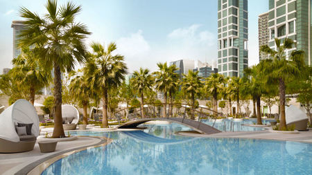 Shangri-La Hotel, Doha Opens in the Qatari Capital