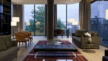 Amsterdam's Super Suites for the Super Rich